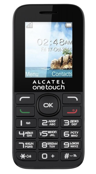 Alcatel One Touch 1016D