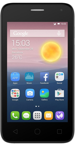 Alcatel ONE TOUCH PIXI FIRST (4024D)